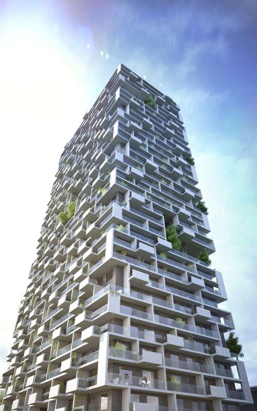 Zechner Amp Zechner Architects Marina Tower