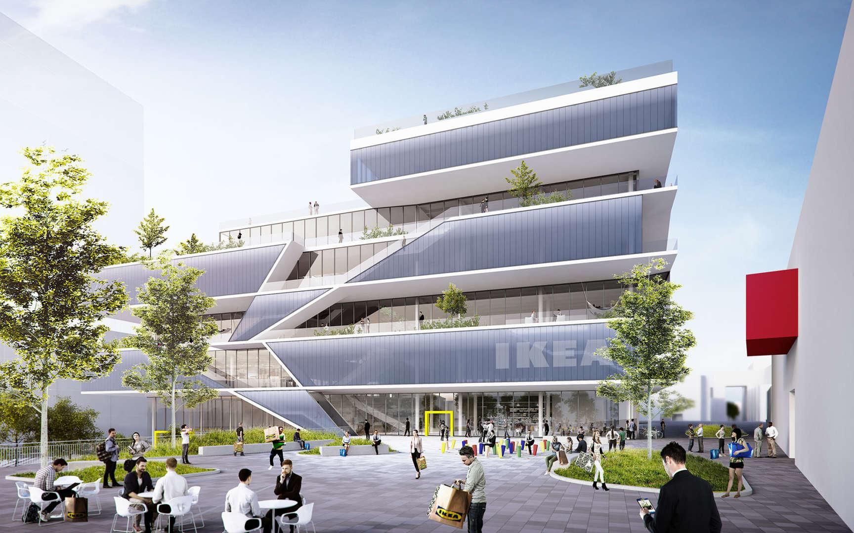 Wien Ikea